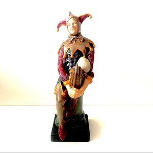 Vintage Royal Doulton Jester HN2016 Figurine